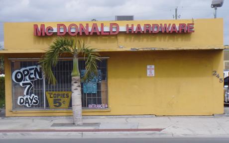 Mcdonald Hardware Inc Port Everglades Florida Marine Hardware